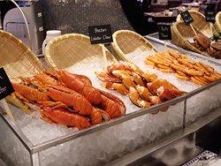 波士頓龍蝦、太平洋大蝦