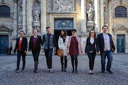 Bordeaux Walking Tours