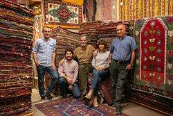 Adnan and Hasan Carpet and Kilim Store