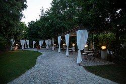 Giardino delle feste for your cocktail and private event