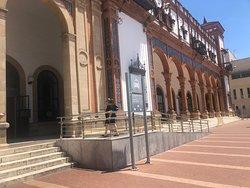 Jerez De La Frontera Railway Station