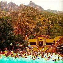 Eldorado Springs Swimming Pool