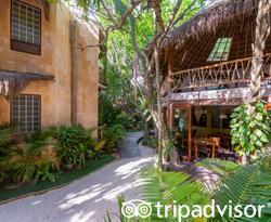 The Family Villa at the Alaya Tulum