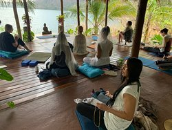 Meditation Yoga Retreat Heaven