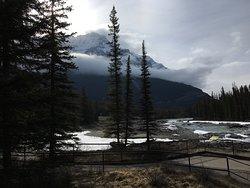 Grandiose Rocky Mountains.
