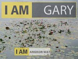 Angkor Wat Lotus Pond