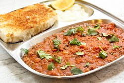 Our delicious and all time favourite Pav Bhaji