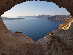 Heart of Santorini