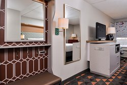 All Rooms Well Equipped with Fridge, Microwave, and Keurig Coffee Machine