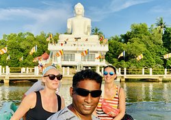 WE ARE BENTOTA LUCKY TOURS AND TRAVELS  KANDE VIHARA TEMPEL PER PERSON LKR 1500  MINIMUM 02 PERSON MUST BOOKED  Tours start and End from Bentota or requested place in Sri Lanka  BENTOTA RIVER BOAT SAFARI  PER PERSON LKR 2000  MINIMUM 02 PERSON MUST BOOKED  Tours start and End from Bentota or requested place in Sri  Lanka  TURTLE HATCHERY FORM BENTOTA  PER PERSON LKR 1500 MINIMUM 02 PERSON MUST BOOKED  Tours start and End from Bentota or requested place in Sri Lanka