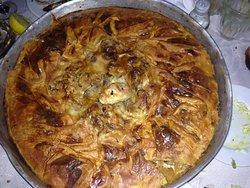Traditional Albanian food