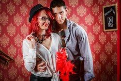 3KEY Rooms - The Al Capone Secret Bar