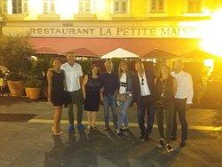 After GP Monaco avec la team !