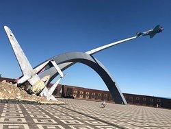 Memorial Complex to Defenders of Motherland Sky