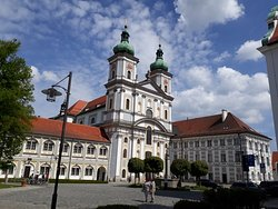 Basilica, Cistercian Monastery and Library