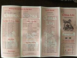 China Lin Chinese Restaurant