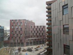 Building in Reykjavik
