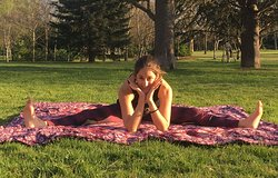 Yoga and outdoor activities in Valencia