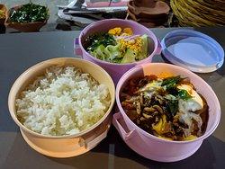 Madras Fish Curry Tiffin