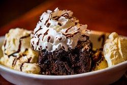 Brownie Sundae !