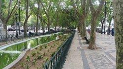 שדרות Liberdade המרהיבות, שסמוכות למלון. 20 דקות הליכה לאורכן ומגיעים למרכז העיר.