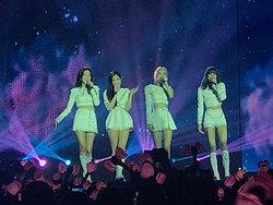 Black Pink concert