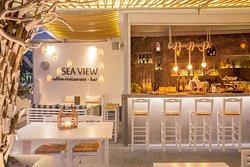 Sea View Restaurant Perivolos