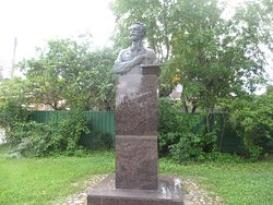 Monument to Isaac Levitan