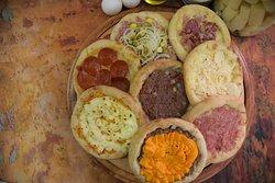 Fotos Reais - Pizzaria La Peitá