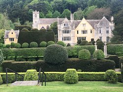 Owlpen Manor House and Gardens