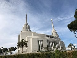 Rome Italy Temple of the Church of Jesus Christ of Latter-day Saints