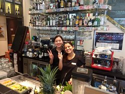 Very friendly staff! The Best!!