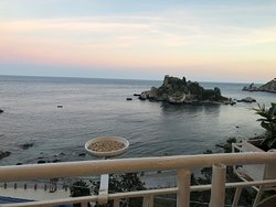 Best views and service in Taormina