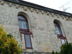 ancien couvent transformé en appartements privés