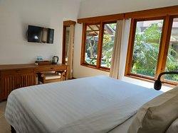 Deluxe Double Bedroom with TV
