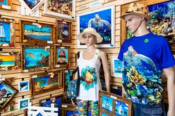 Lobster Trap Art Gift Shop and Gallery