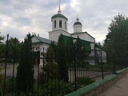 Храм Ильи Пророка Мокрого с Луга