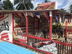 Barbados Rumshop