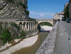 Le pont vieux romain