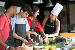 Cookiteca - Clases de cocina