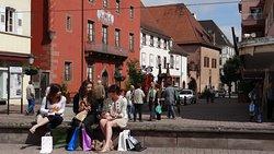 L'Office de Tourisme est situé en plein cœur de Haguenau, c'est ici que ça se vit !
