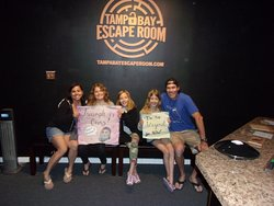 Tampa Bay Escape Room , Clearwater, FL
