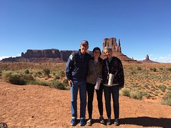 Touring Monument Valley...!