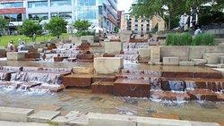 Pittsburgh Water Steps