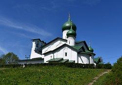 Church of the Epiphany With Zapskovye
