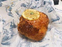 Lemon Lava Danish $18