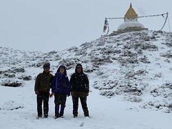 Everest base camp trek #trekkingonnepal