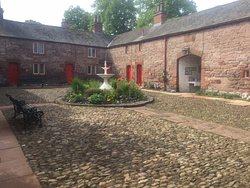 Historic AlmsHouses and Chapel