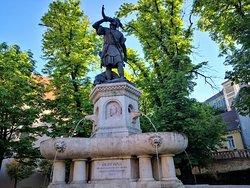 Lajos Fountain