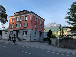 Small historical Hotel near Luzern